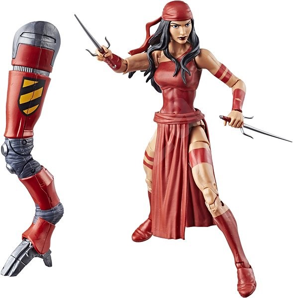 Spiderman collector's line Legends Elektra - Figure