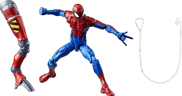 Spiderman Collectibles Legends Spider Man House of M - Figure