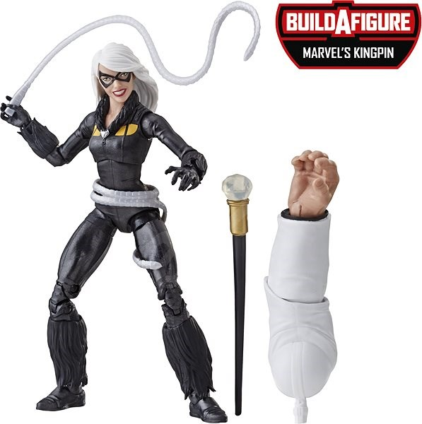 Spiderman collector's line Legends Black Cat - Figure
