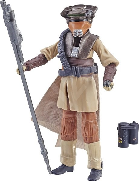 Star Wars Collectible Series Vintage Princess Leia Organa Boushh - Figure