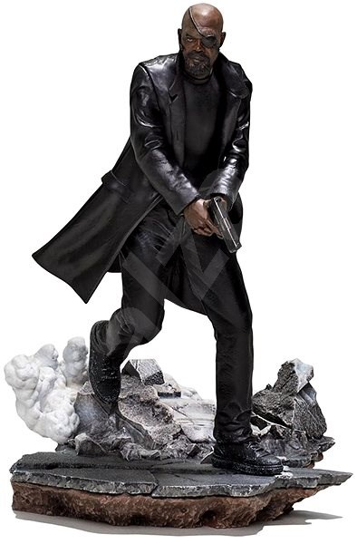 Nick Fury 1/10 Art Scale - Spider-Man: Far From Home - Figure