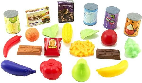 Kitchenware 42pcs with accessories - Game set