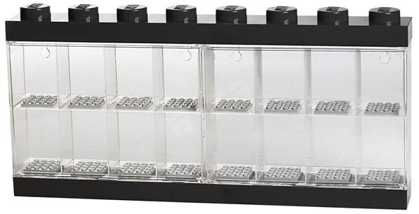 LEGO Batman The Collector's Cabinet for 16 minifigures - Storage Box