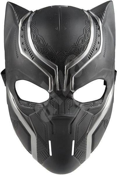 Avengers Hero Mask Black Panter - Children's mask