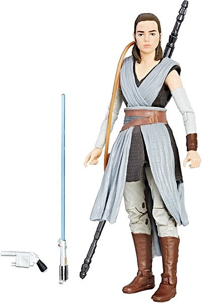 Star Wars Collector's piece Rey - Figurine