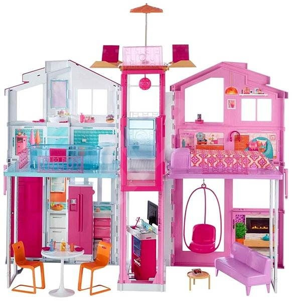 Mattel Barbie Villa House - Doll Accessory