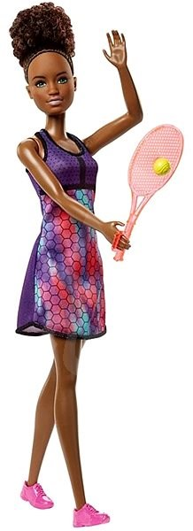 Barbie first profession - tennis player - Doll Accessory