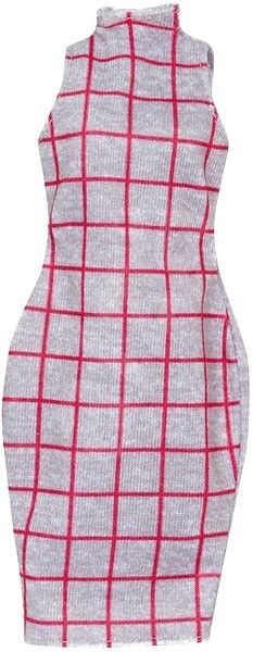 Mattel Barbie Dress - Gray - Doll