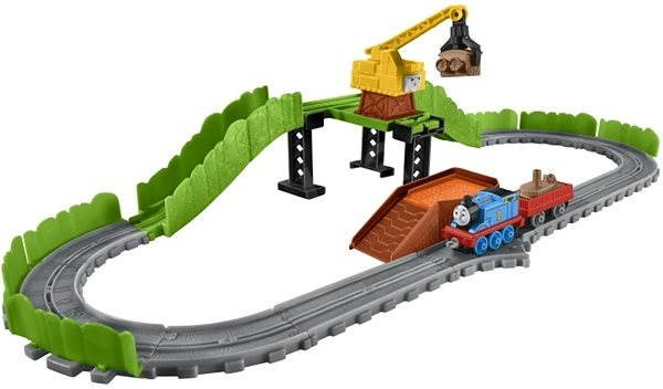 Thomas the Tank Engine - Reg and the scrap yard - Toy train
