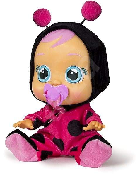Cry Babies Lady - Plush Toy