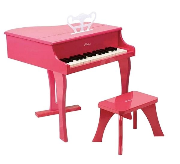 Hape Big Piano - pink - Musical Toy