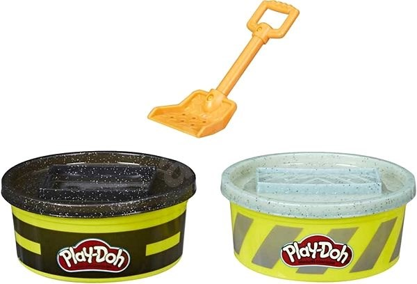 Play-Doh Wheels Pavement and Cement - Creative Toy