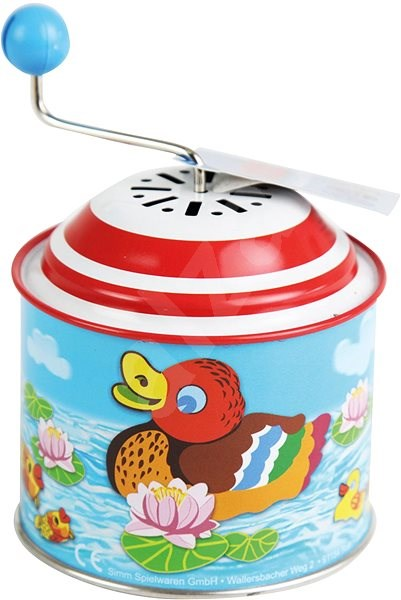 Lena Duck Play Cabinet CZ - Children's game