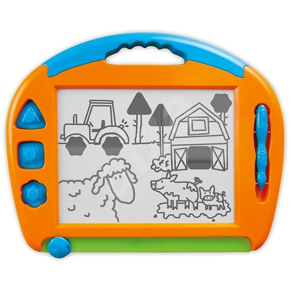 Lena Magnetic Board - Colourful - Creative Toy