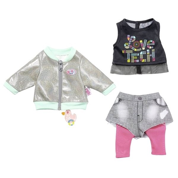 BABY born City Clothes - Doll Accessory