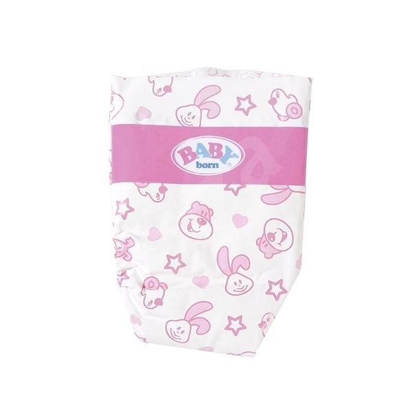 BABY born Diapers (5pcs) - Doll Accessory
