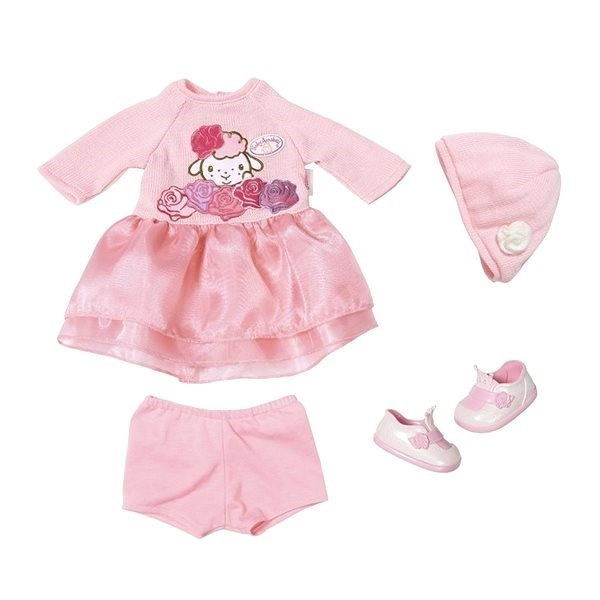 Baby Annabell Set Deluxe - Doll Accessory