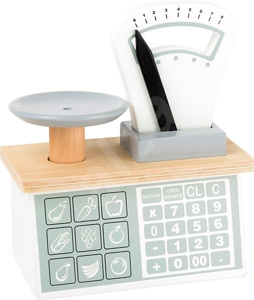 Small foot Wooden Toys Kitchen Scale - Building Kit