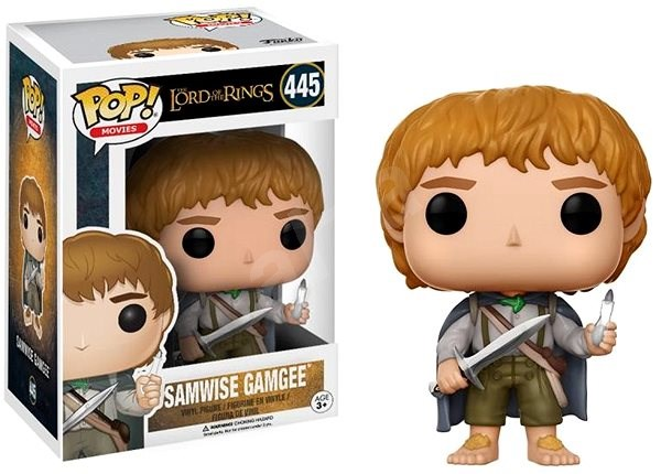 Funko Pop Movies: LOTR/Hobbit - Samwise Gamgee - Figurine