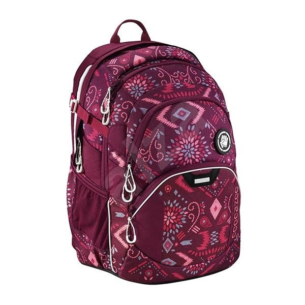 Coocazoo JobJobber2 Tribal Melange - School Backpack