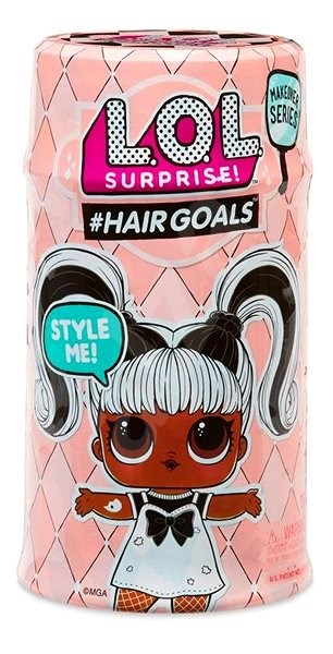 LOL Surprise #Hairgoals - Figures