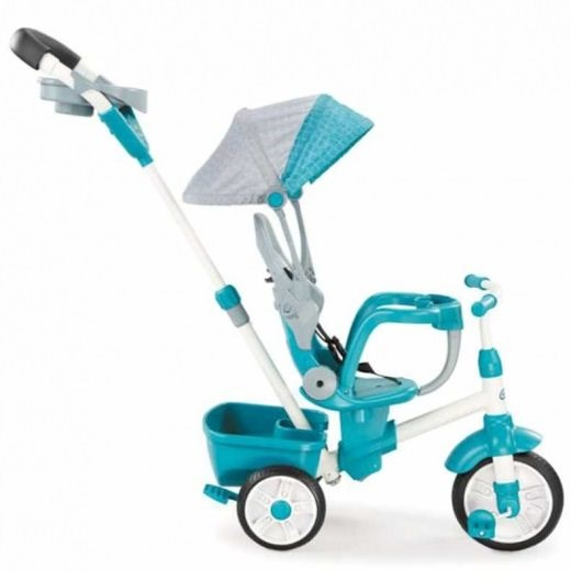 Little Tikes 4-in-1 Perfect Fit Turquoise - Tricycle