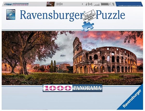 Ravensburger 150779 Colosseum in the Sunset - Puzzle