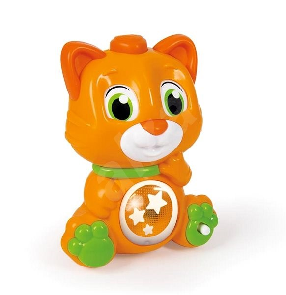 Clementoni Interactive Cat with Emotions - Interactive Toy