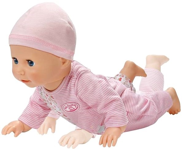 BABY Annabell Learns to Walk - Doll