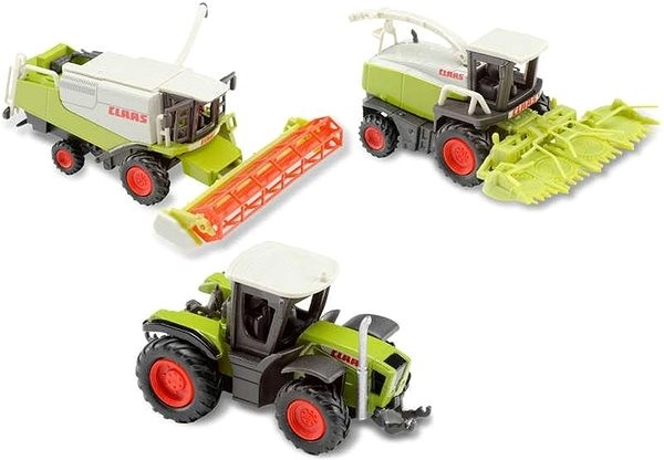 Majorette CLAAS agricultural machinery - Toy Vehicle