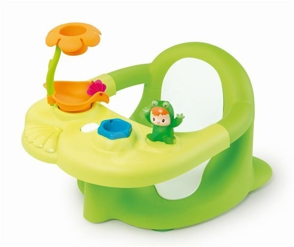 Smoby Cotoons Bath Seat Green - Children's seating