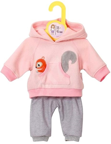 Dolly Moda Pink Tracksuit (38-46cm) - Doll Accessory