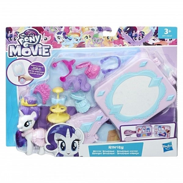 My Little Pony Pony Friends - Rarity - Game set
