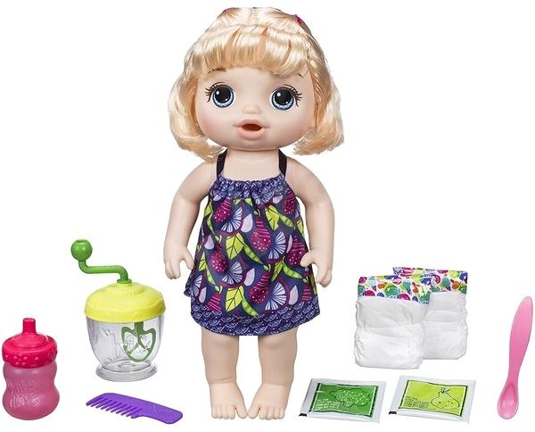 Baby Alive Sweet Spoonfuls baby - Doll