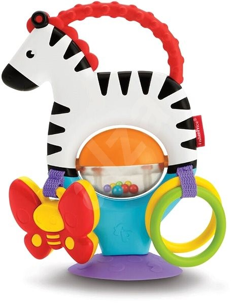 Fisher-Price Activity Zebra - Toddler Toy