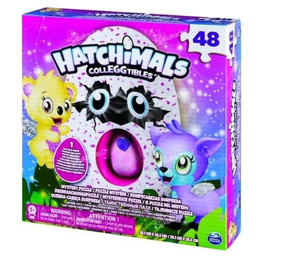 Hatchimals Colleggtibles Puzzle - Puzzle