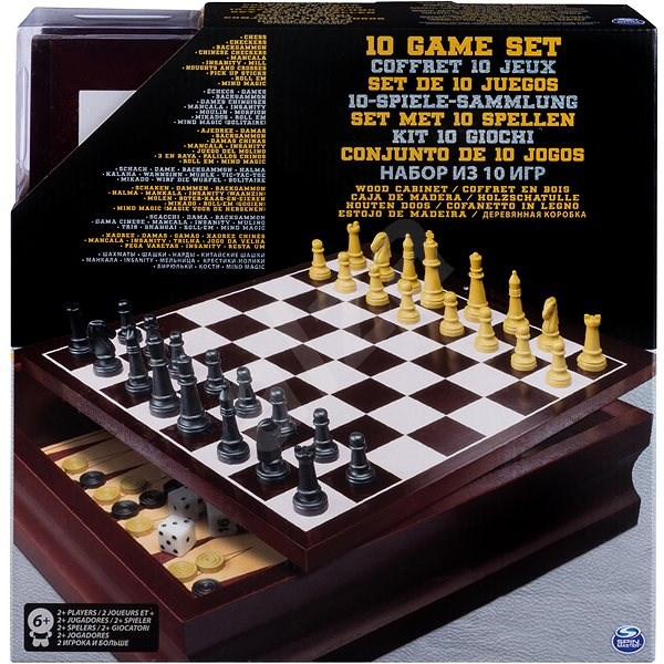 Classic family games - Board Game