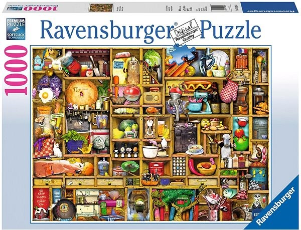 Ravensburger - The Kitchen Cupboard - Puzzle
