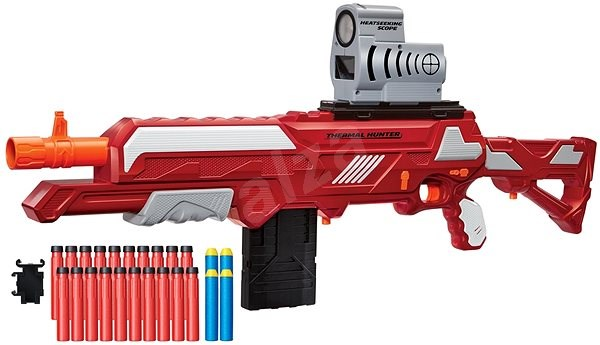 BuzzBee PrecisePro Thermal Hunter Darts - Toy Gun