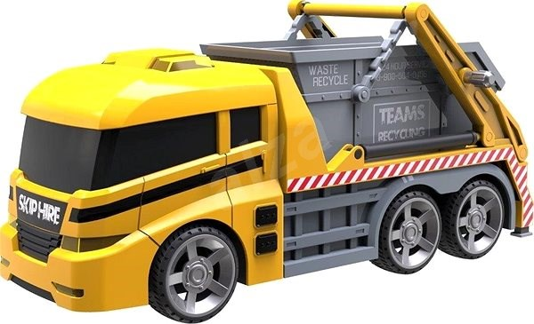 Teamsterz Waste Recycling - Toy Vehicle