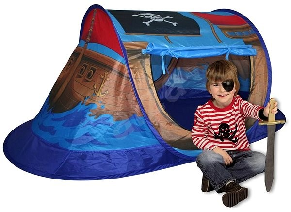 Pirate Boat Tent - Children's tent