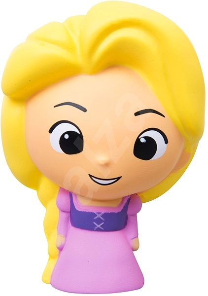 Princess Squeeze - Yellow and Purple - Figure