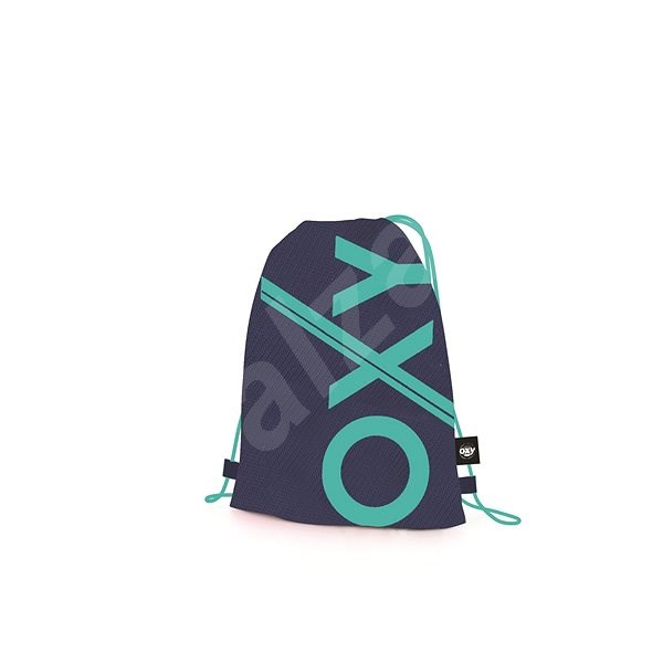 OXY Blue Line Turquoise - Shoe Bag