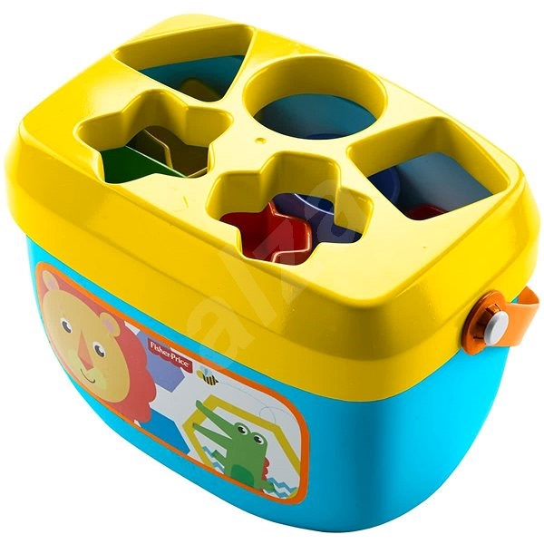Fisher-Price - Baby's First Blocks - Educational toy