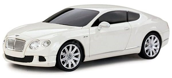 RC auto Bentley Continental-GT 1:24 white - RC Model