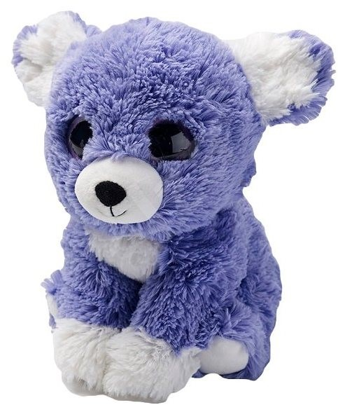 Warm Puppy Purple - Plush Toy