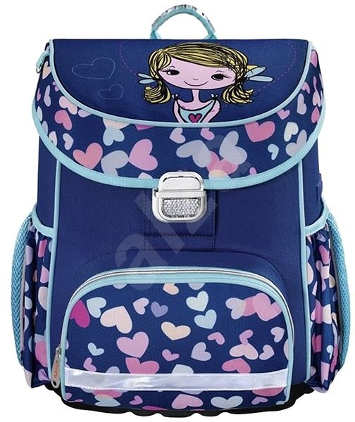 Hama Little Girl's Backpack - School Backpack
