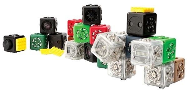 Cubelets - set of 20 pieces - Electronic building kit
