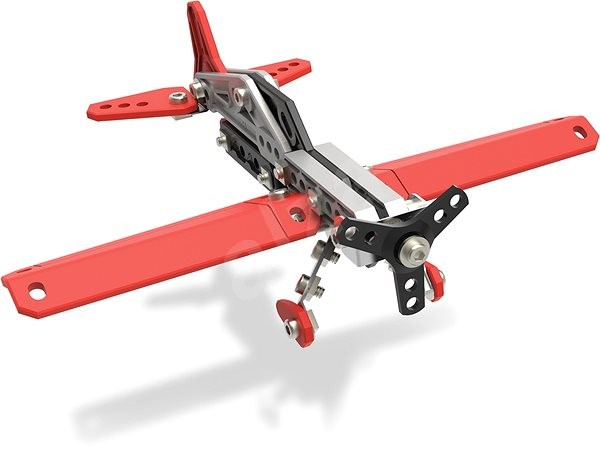 Meccano Aircraft Set 2 in 1 - Building Kit