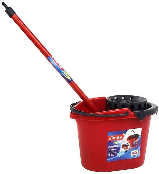 Klein Vileda bucket with mop - Game set